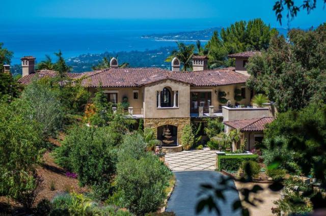 3091 Hidden Valley Ln, Santa Barbara, CA 93108 (MLS #17-1779) :: The Zia Group