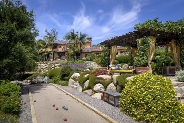 3927 Laguna Blanca Dr, Santa Barbara, CA 93110 (MLS #17-1806) :: The Zia Group