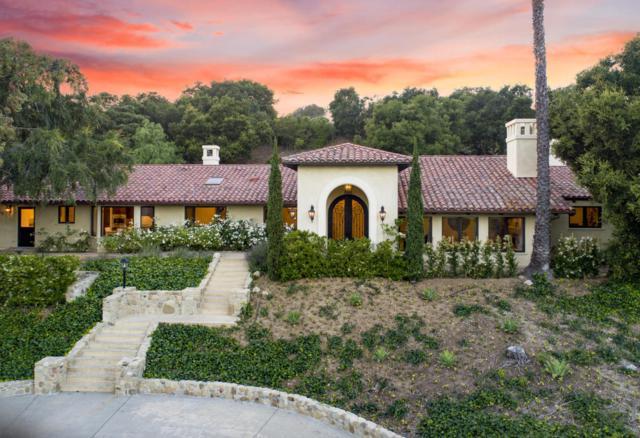 3958 Laguna Blanca Dr, Santa Barbara, CA 93110 (MLS #17-1828) :: The Zia Group