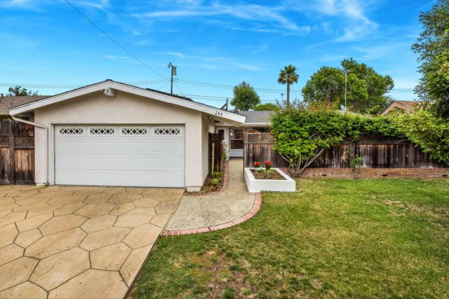 244 Coronado Dr, Goleta, CA 93117 (MLS #17-1913) :: The Epstein Partners