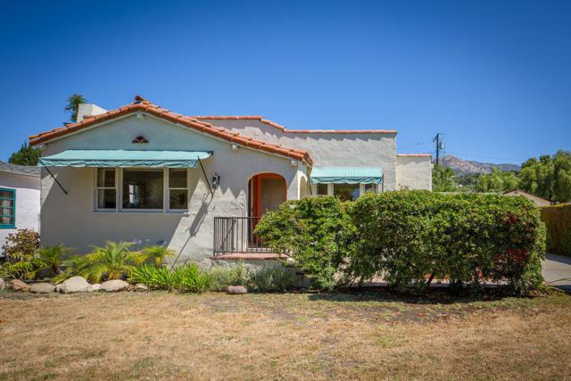 3014 Paseo Del Refugio, Santa Barbara, CA 93105 (MLS #17-1973) :: The Zia Group