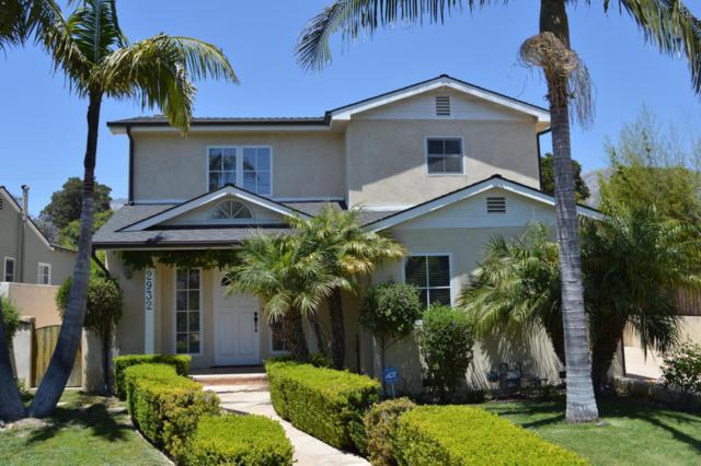2932 Ventura Dr, Santa Barbara, CA 93105 (MLS #17-2032) :: The Zia Group