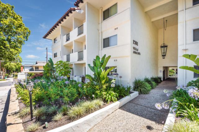 1701 Anacapa St #24, Santa Barbara, CA 93101 (MLS #17-2036) :: The Zia Group