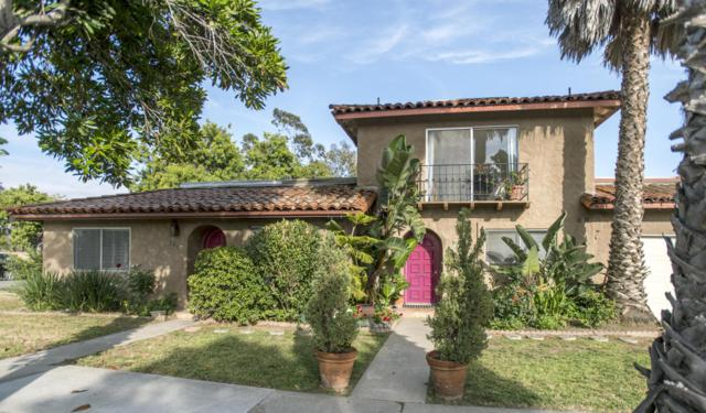 745 Casiano Dr, Santa Barbara, CA 93105 (MLS #17-2037) :: The Zia Group