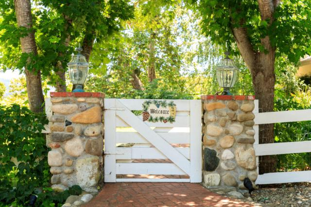 4085 Indian Way, Santa Ynez, CA 93460 (MLS #17-2045) :: The Zia Group