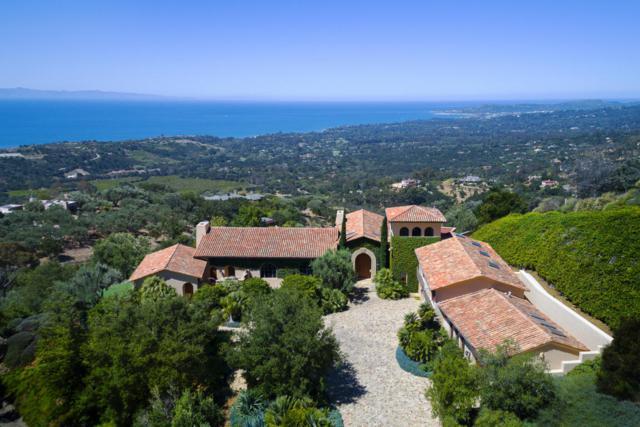 2600 Bella Vista Dr, Santa Barbara, CA 93108 (MLS #17-2047) :: The Epstein Partners
