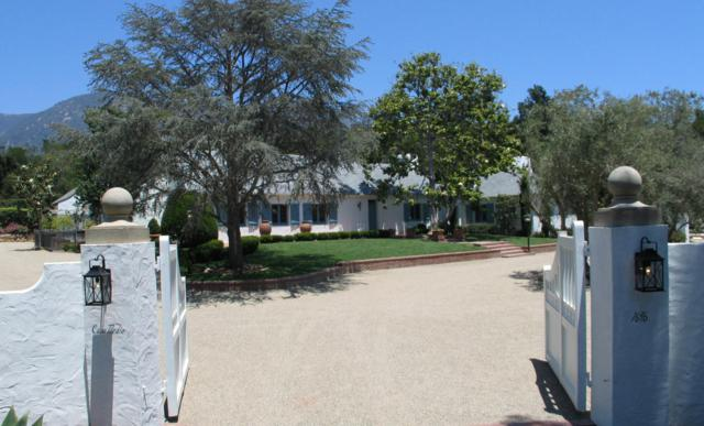 1696 E Valley Rd, Montecito, CA 93108 (MLS #17-2055) :: The Epstein Partners