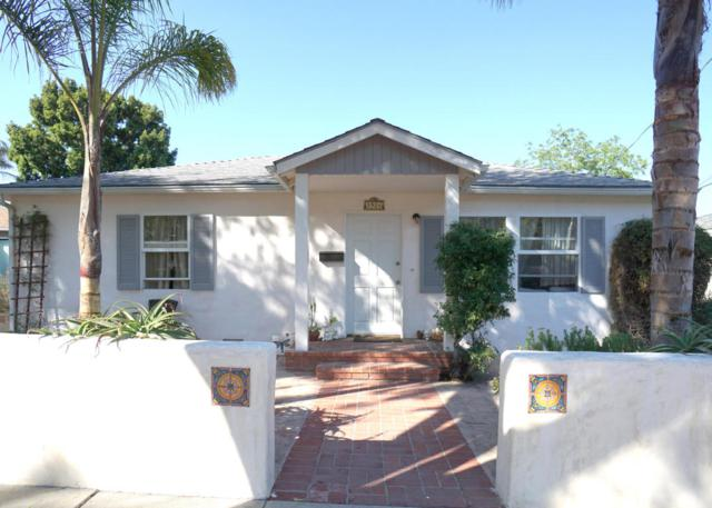 1924 Mountain Ave, Santa Barbara, CA 93101 (MLS #17-2089) :: The Zia Group