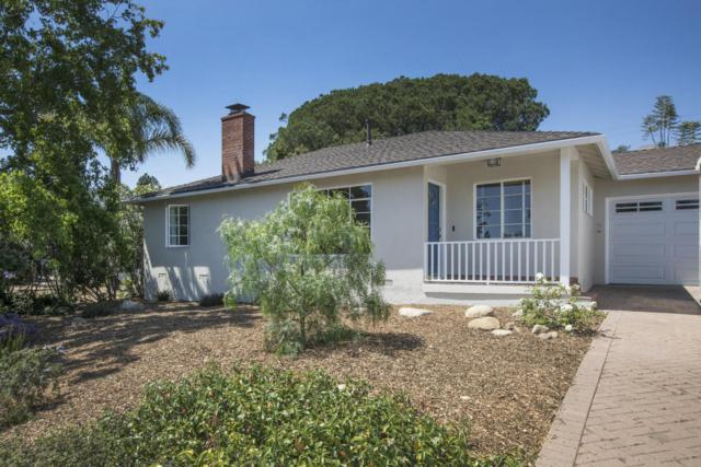 333 Vista De La Cumbre, Santa Barbara, CA 93105 (MLS #17-2094) :: The Zia Group
