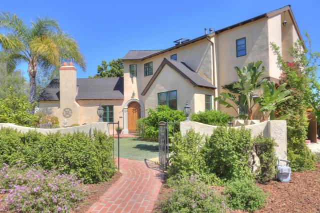 226 Calle Granada, Santa Barbara, CA 93105 (MLS #17-2100) :: The Zia Group