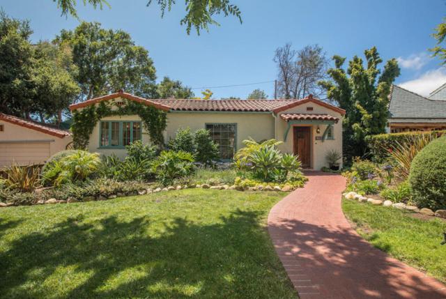 417 Calle Palo Colorado, Santa Barbara, CA 93105 (MLS #17-2102) :: The Zia Group