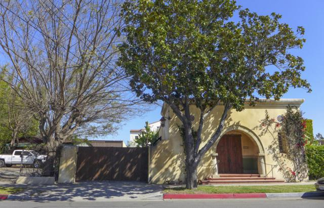 320-322 E Cota St, Santa Barbara, CA 93101 (MLS #17-2104) :: The Zia Group