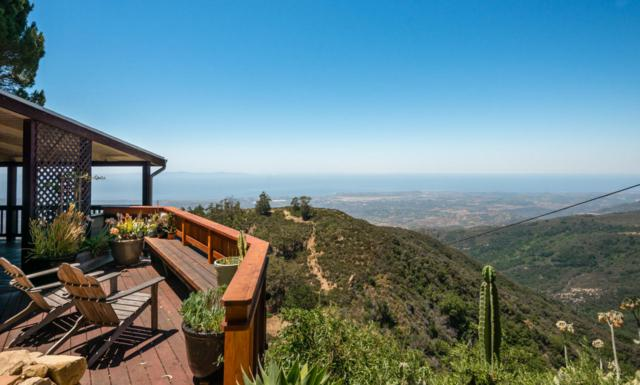 4897 Lookout Rd, Santa Barbara, CA 93105 (MLS #17-2116) :: The Epstein Partners