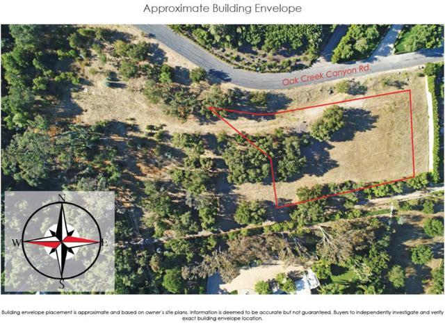 1355 Oak Creek Canyon Rd, Montecito, CA 93108 (MLS #17-2215) :: The Zia Group