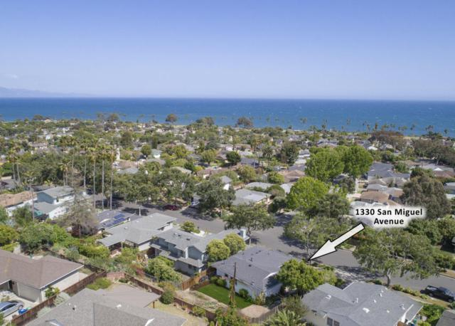 1330 San Miguel Ave, Santa Barbara, CA 93109 (MLS #17-2339) :: The Zia Group