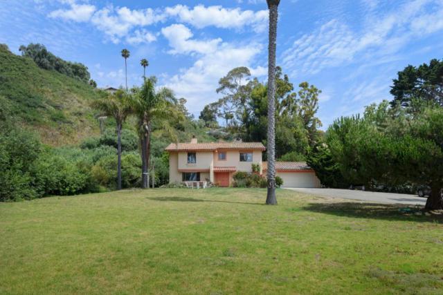 2944 Cliff Dr, Santa Barbara, CA 93109 (MLS #17-2454) :: Teles Properties