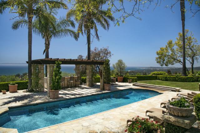 3007 Vista Linda Ln, Montecito, CA 93108 (MLS #17-2485) :: The Zia Group