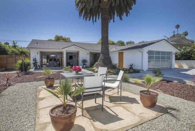 315 Cordova Dr, Santa Barbara, CA 93109 (MLS #17-2527) :: The Zia Group