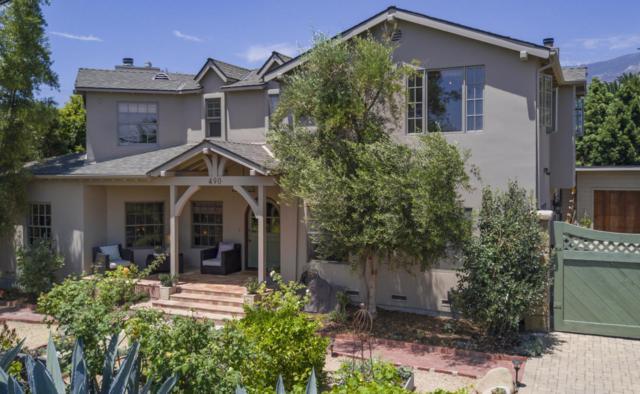 490 Paseo Del Descanso, Santa Barbara, CA 93105 (MLS #17-2541) :: The Zia Group
