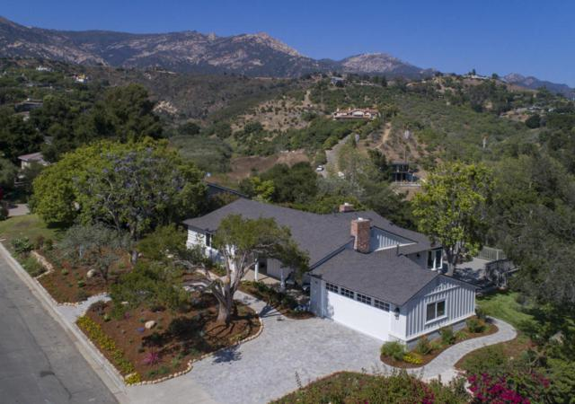116 Northridge Rd, Santa Barbara, CA 93105 (MLS #17-2585) :: The Zia Group
