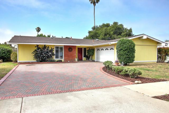 4217 Via Marcina, Carpinteria, CA 93013 (MLS #17-2603) :: The Zia Group