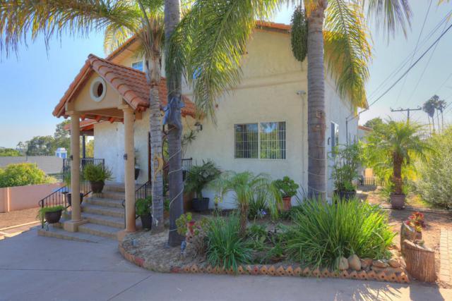 3823 Pueblo Ave, Santa Barbara, CA 93110 (MLS #17-2613) :: The Zia Group