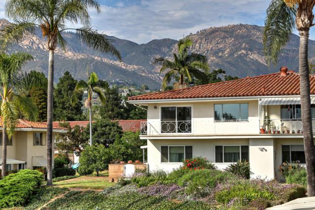 2627 State St #4, Santa Barbara, CA 93105 (MLS #17-2626) :: The Zia Group