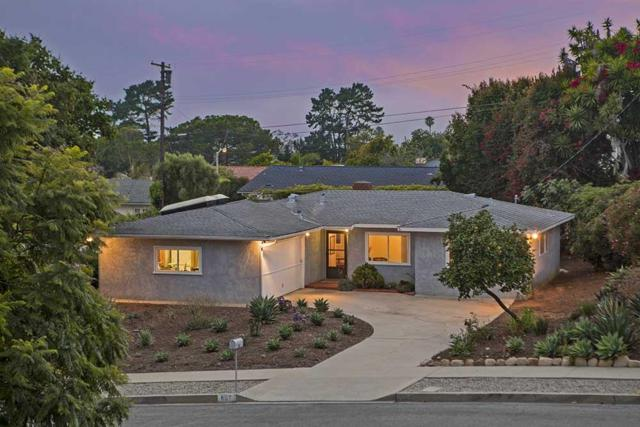 807 Dolores Drive, Santa Barbara, CA 93109 (MLS #17-2630) :: The Zia Group