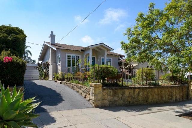 422 E Figueroa St, Santa Barbara, CA 93101 (MLS #17-2681) :: The Zia Group