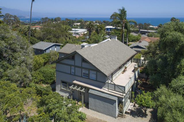 420 Miramonte Dr, Santa Barbara, CA 93109 (MLS #17-2683) :: The Zia Group