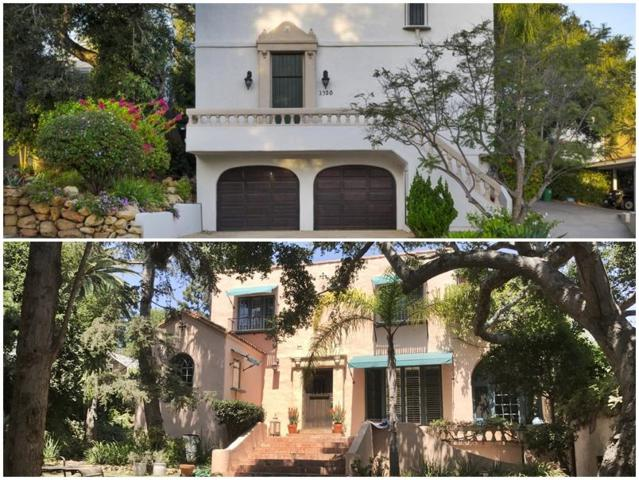1318-1320 Alta Vista Rd, Santa Barbara, CA 93103 (MLS #17-2706) :: The Epstein Partners