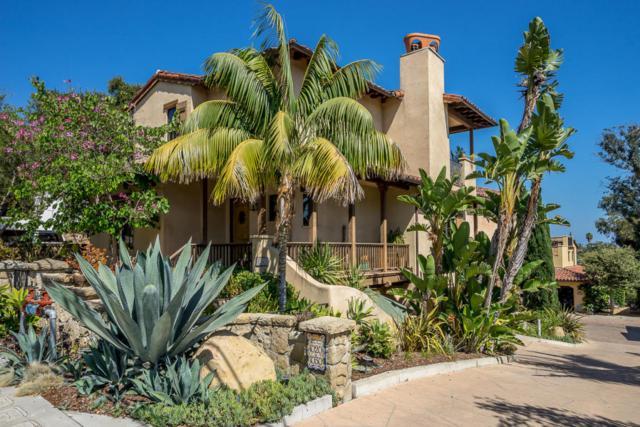 1030 E Canon Perdido St, Santa Barbara, CA 93103 (MLS #17-2708) :: The Zia Group
