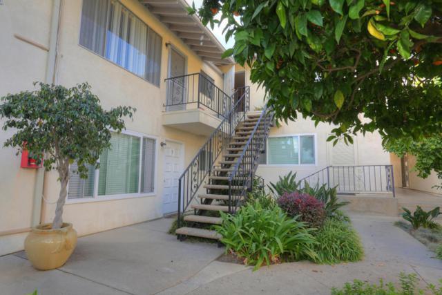 7540 Cathedral Oaks Rd #10, Santa Barbara, CA 93117 (MLS #17-2722) :: The Epstein Partners