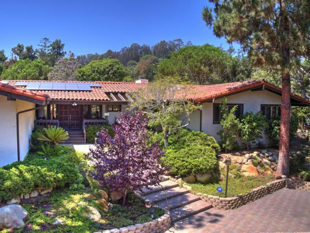 120 Summit Ln, Santa Barbara, CA 93108 (MLS #17-2742) :: The Epstein Partners