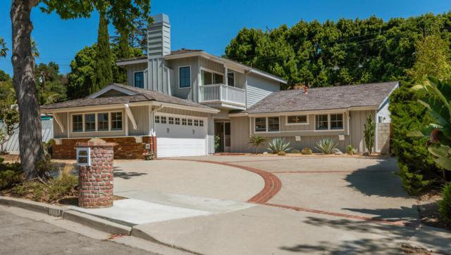 1118 Portesuello Ave, Santa Barbara, CA 93105 (MLS #17-2744) :: The Zia Group