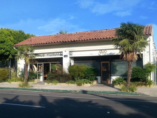 614 E Haley St, Santa Barbara, CA 93103 (MLS #17-2755) :: The Zia Group