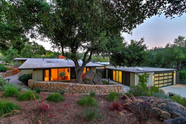 2150 Foothill Ln, Santa Barbara, CA 93105 (MLS #17-2764) :: The Zia Group