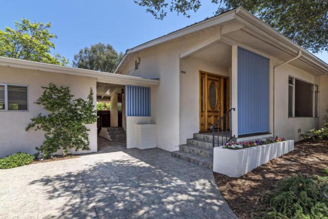 760 Cieneguitas Rd, Santa Barbara, CA 93110 (MLS #17-2766) :: The Zia Group