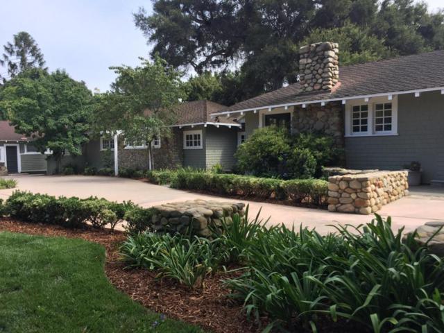 104 San Ysidro Rd, Santa Barbara, CA 93108 (MLS #17-2774) :: The Epstein Partners