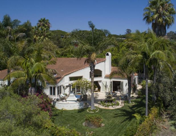1040 Vista De La Mesa Dr, Santa Barbara, CA 93110 (MLS #17-2777) :: The Zia Group