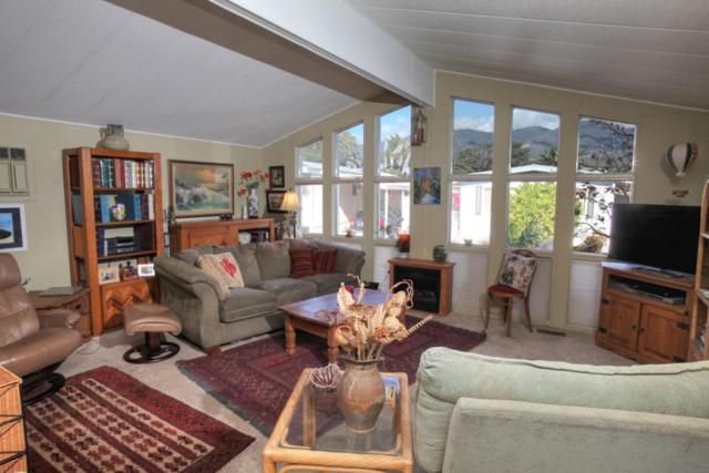 333 Old Mill Rd #281, Santa Barbara, CA 93110 (MLS #17-2795) :: The Epstein Partners