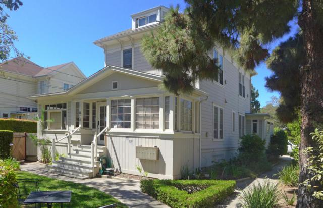 817 De La Vina St, Santa Barbara, CA 93101 (MLS #17-2804) :: The Epstein Partners