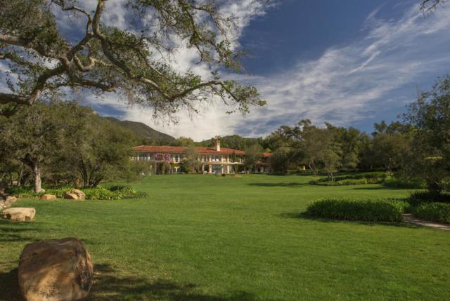 700 Park Lane, Montecito, CA 93108 (MLS #17-2820) :: The Zia Group