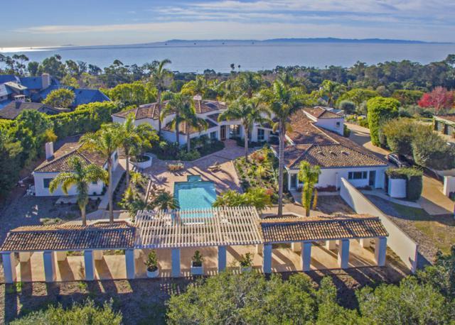 249 Las Entradas, Montecito, CA 93108 (MLS #17-2827) :: The Zia Group