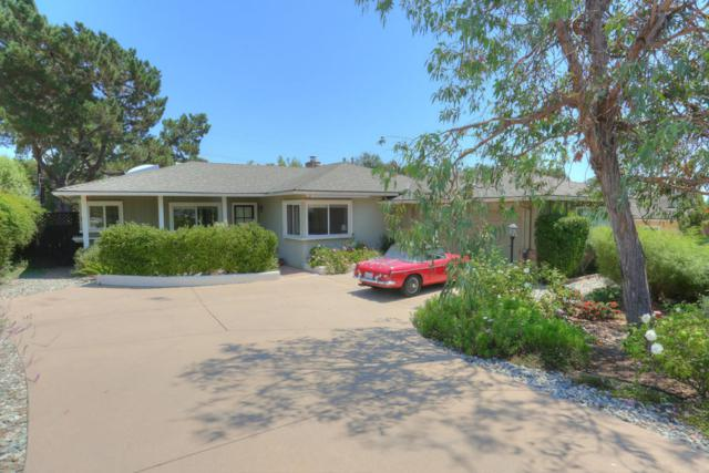 528 Foxen Dr, Santa Barbara, CA 93105 (MLS #17-2863) :: The Zia Group