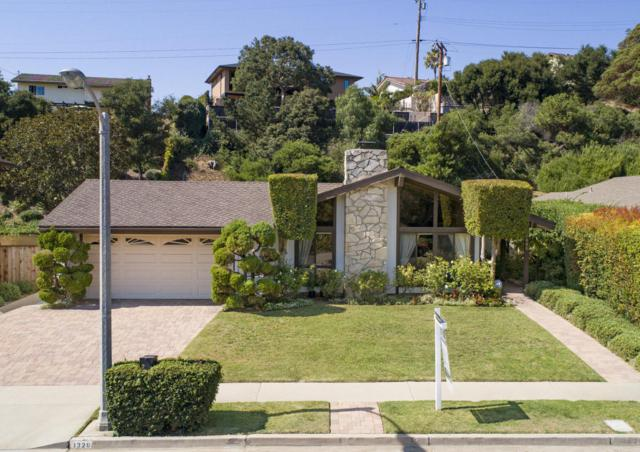 1320 Portesuello Ave, Santa Barbara, CA 93105 (MLS #17-2917) :: The Zia Group