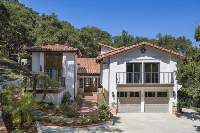 4517 Vieja Dr, Santa Barbara, CA 93110 (MLS #17-2957) :: The Epstein Partners