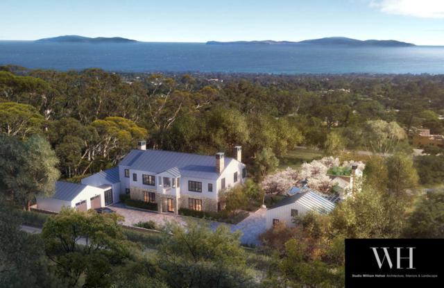 700 Riven Rock Rd, Montecito, CA 93108 (MLS #17-2963) :: The Zia Group