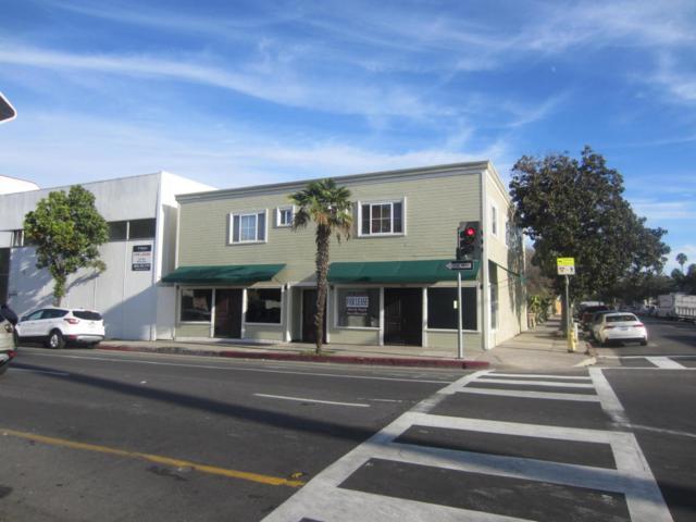 102 E Haley St, Santa Barbara, CA 93101 (MLS #17-3013) :: The Zia Group