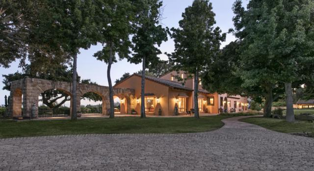 705 Riven Rock Rd, Montecito, CA 93108 (MLS #17-3046) :: The Zia Group